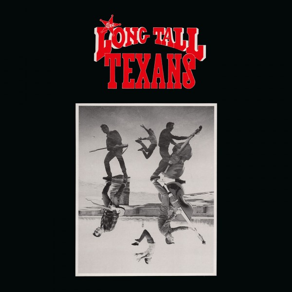"LONG TALL TEXANS - Saints And Sinners 7""EP ltd. ORANGE"