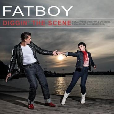 FATBOY - Diggin' The Scene CD