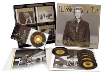 LEWIS, JERRY LEE - Complete Sun Recordings 8-CD/Book
