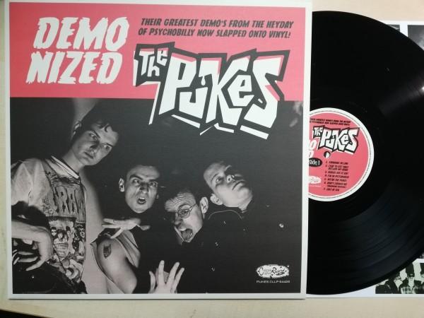 PUKES - Demonized LP ltd.