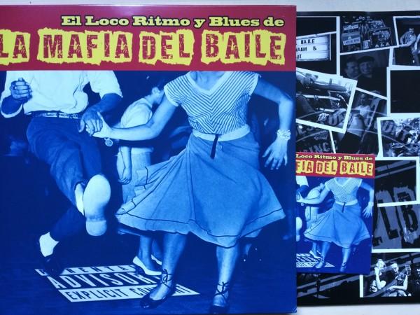 LA MAFIA DEL BAILE - El Loco Ritmo Y Blues De...LP + CD ltd.