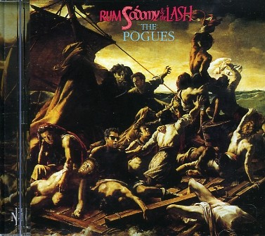 POGUES-Rum Sodomy & The Lash CD