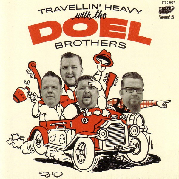 DOEL BROTHERS - Travellin' With...LP + CD