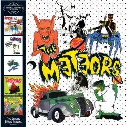 METEORS - Original Albums Collection 5CD Box