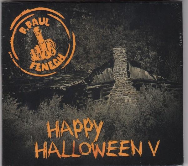 P. PAUL FENECH - Happy Halloween V CD