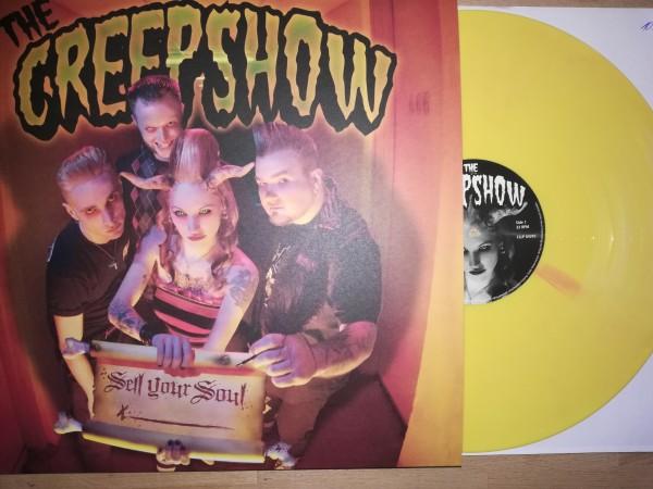CREEPSHOW - Sell Your Soul LP yellow ltd.