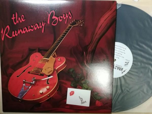 RUNAWAY BOYS - My Love LP