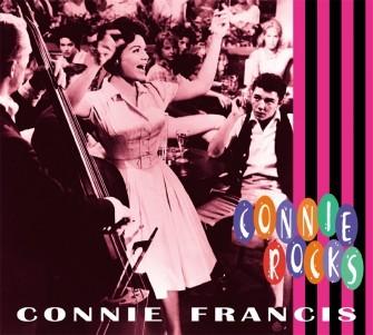 FRANCIS, CONNIE - Connie Rocks CD