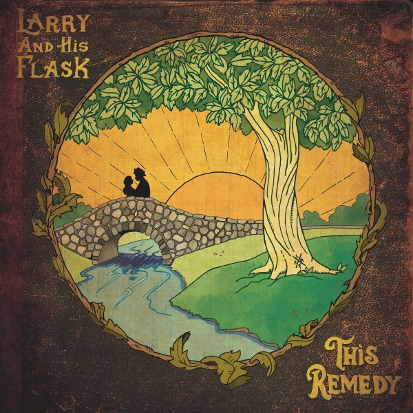 LARRY AND HIS FLASK - This Remedy CD