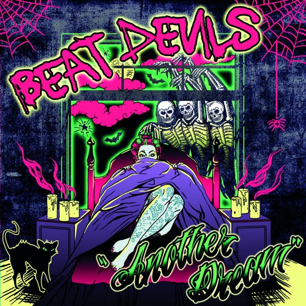 BEAT DEVILS - Another Dream CD