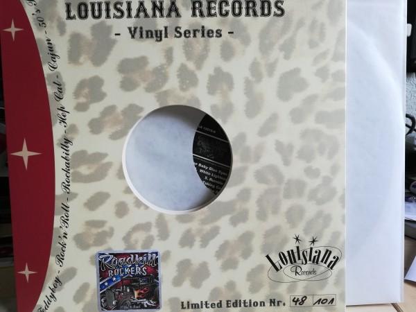ROADKILL ROCKERS - Play It Loud LP ltd.