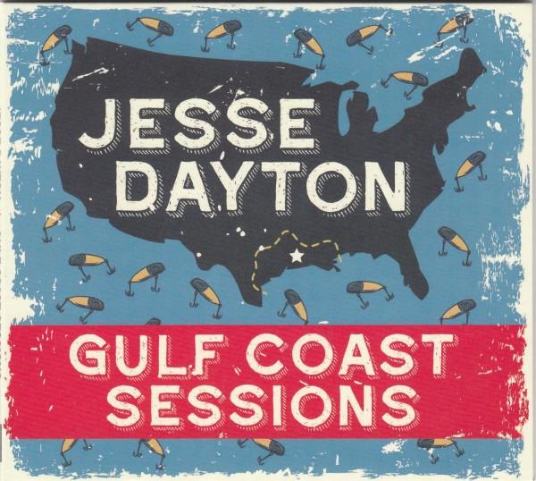 DAYTON, JESSE - Gulf Coast Sessions CD