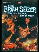 BRIAN SETZER ORCHESTRA - Live In Japan DVD