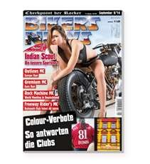 BIKER NEWS Magazin 9-2014