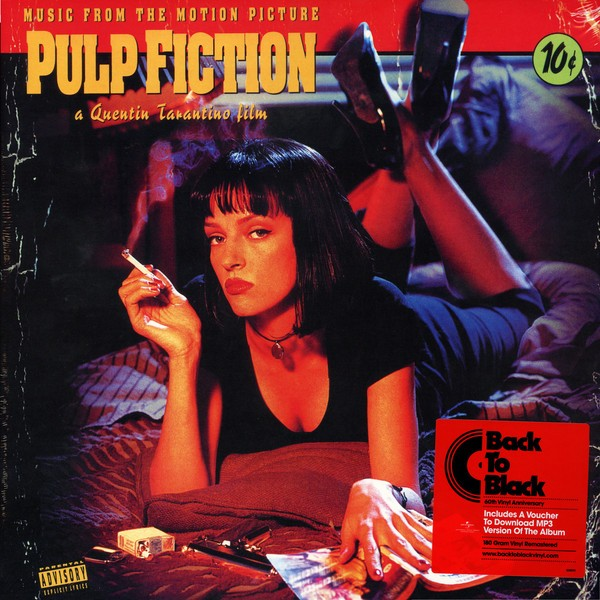 V.A. - Pulp Fiction LP