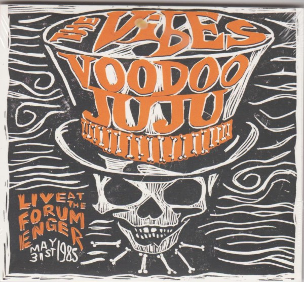 VIBES - Voodoo JuJu CD ltd.