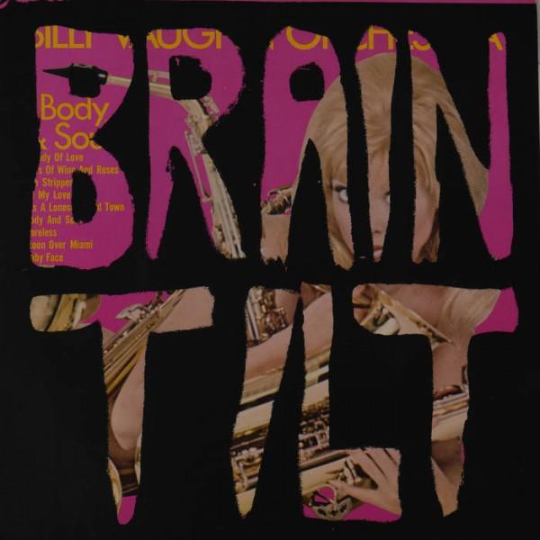 BRAIN TILT - The Deranged Side Of Doo-Wop LP ltd.