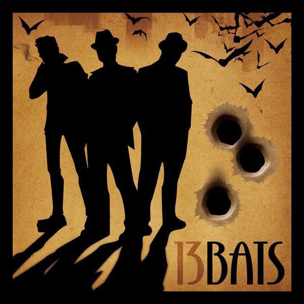 13 BATS - Same LP