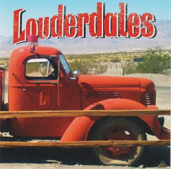 LOUDERDALES - Songs Of No Return CD