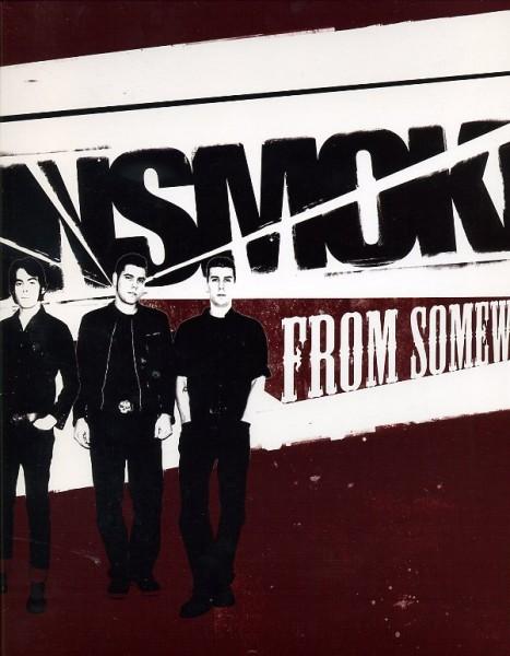GUNSMOKE - From Somewhere LP