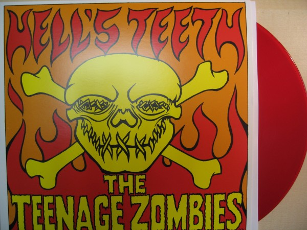 "TEENAGE ZOMBIES - Hell's Teeth 10""LP"
