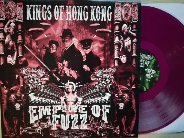 KINGS OF HONG KONG - Empire Of Fuzz LP col.ltd.