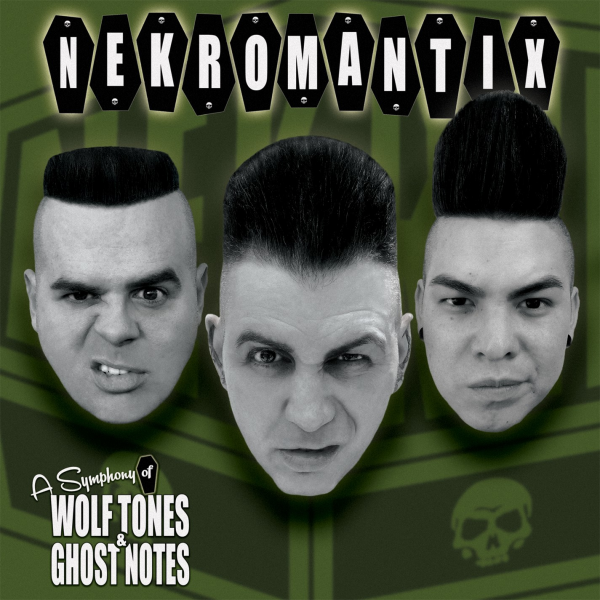 NEKROMANTIX - A Symphony Of Wolf Tones & Ghost Notes LP