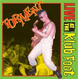 TORMENT - Live At The Klub Foot CD