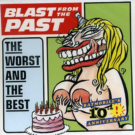 BATMOBILE - Blast From the Past CD