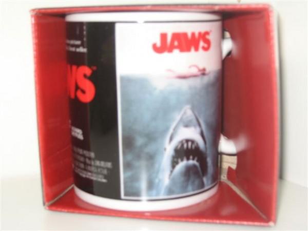 JAWS - Kaffeetasse / Coffee Cup