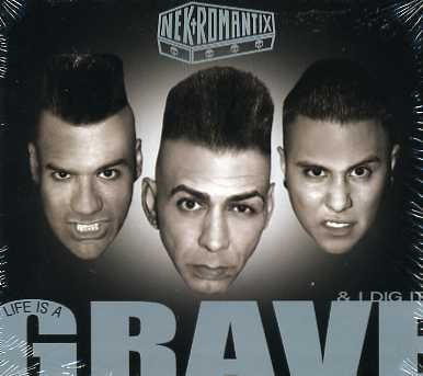 NEKROMANTIX - Life Is A Grave & I Dig It CD