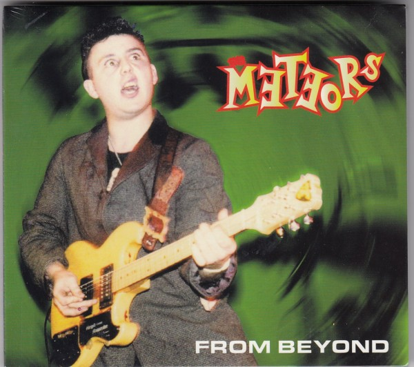 METEORS - From Beyond CD
