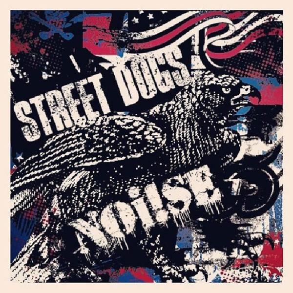 "STREET DOGS / NOI!SE Split 10""LP"
