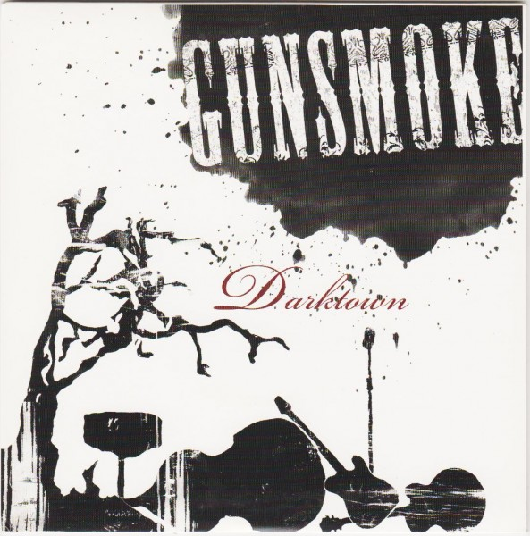 "GUNSMOKE-Darktown 7""EP"