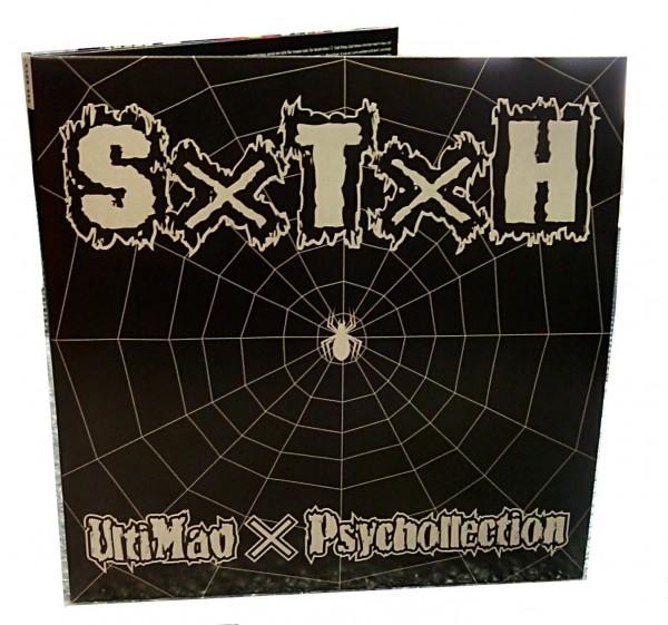 SxTxH - Ultimad Psychollection 3 x LP ltd.