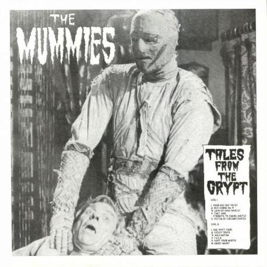 MUMMIES - Tales From The Crypt LP ltd.