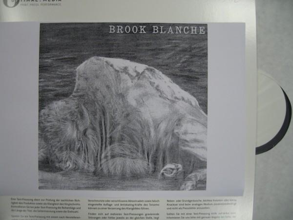 BROOK BLANCHE - Same LP test pressing ltd.