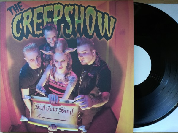 CREEPSHOW - Sell Your Soul LP test pressing ltd.