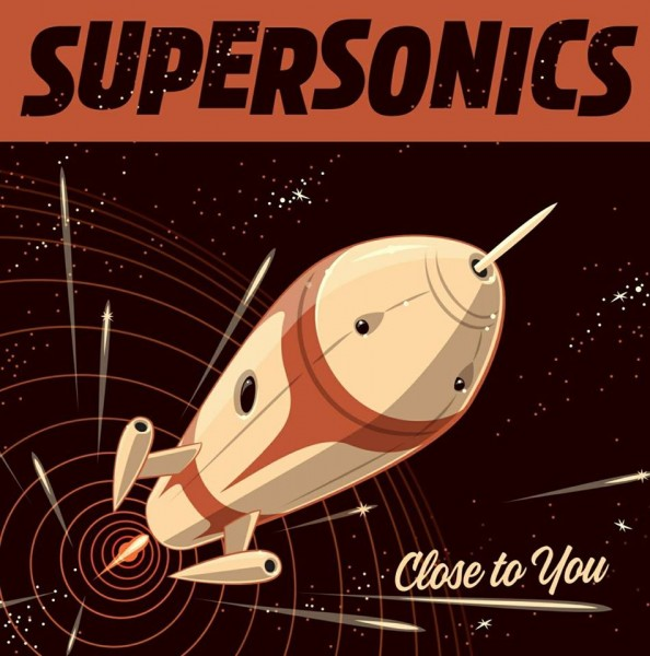 SUPERSONICS - Close To You LP