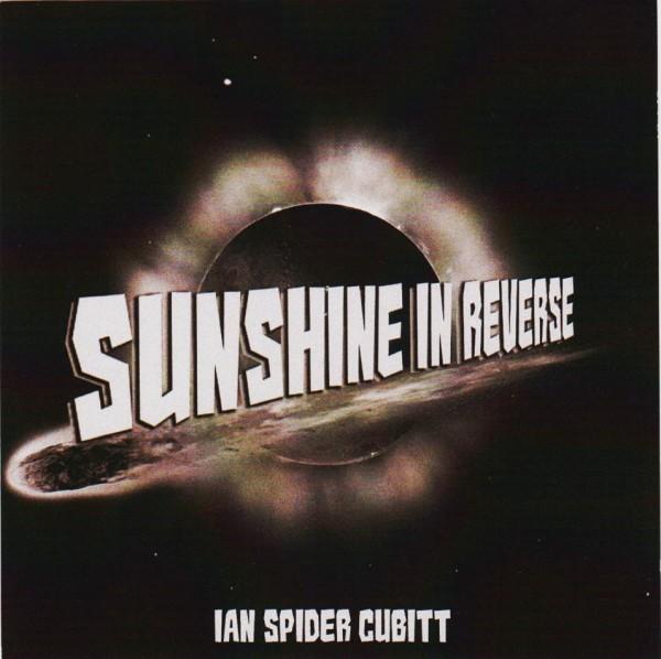 IAN SIDER CUBITT - Sunshine In Reverse LP red ltd.
