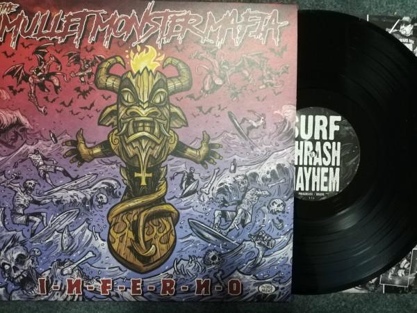 MULLET MONSTER MAFIA - Inferno LP black