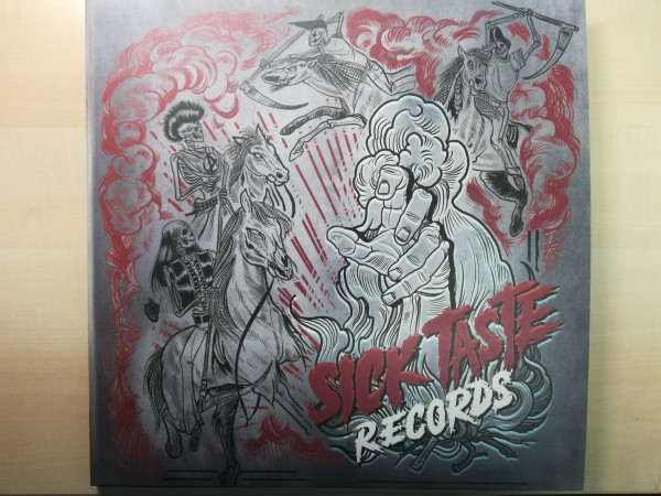 V.A. - Sick Taste Records 2LP ltd.