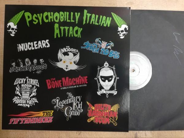V.A. - Psychobilly Italian Attack LP
