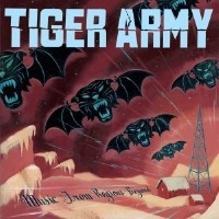 TIGER ARMY-Music From Regions Beyond CD
