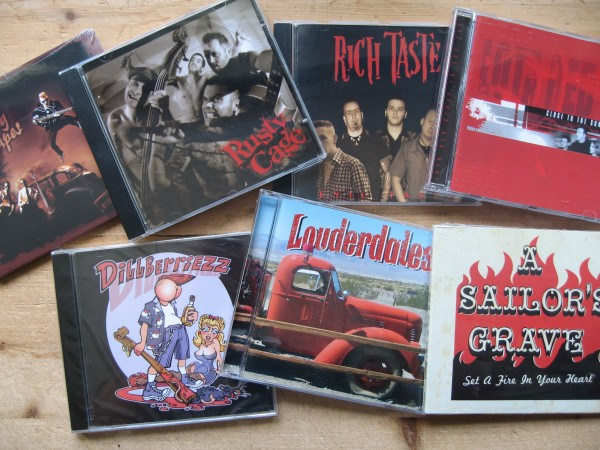 V.A. - 7 x CD