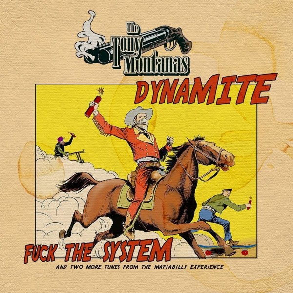 "TONY MONTANAS - Dynamite 12"" ltd. + CD!"