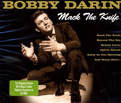DARIN, BOBBY - Mack The Knife 2 x CD