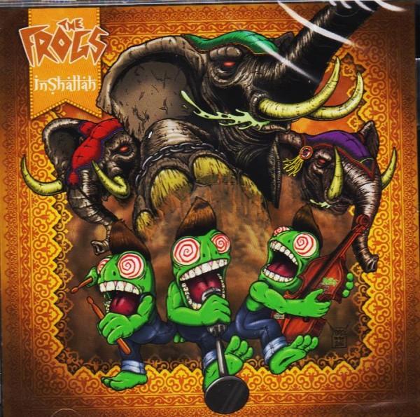 FROGS - Inshallah CD