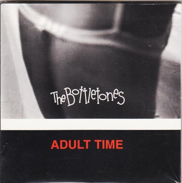 BOTTLETONES-Adult Time CD