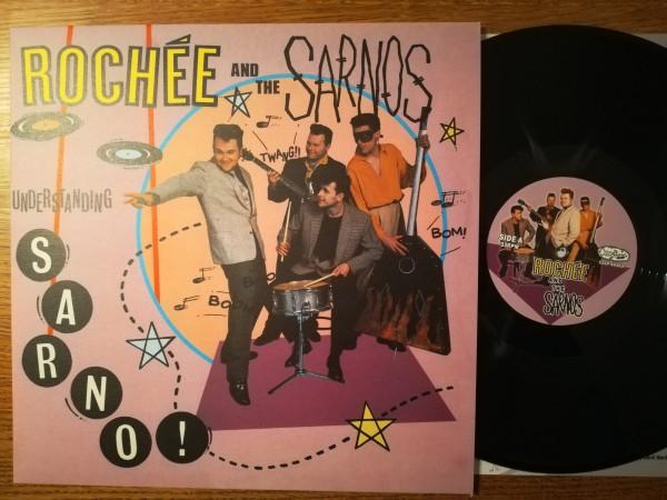 ROCHEE AND THE SARNOS - Understanding Sarno LP black